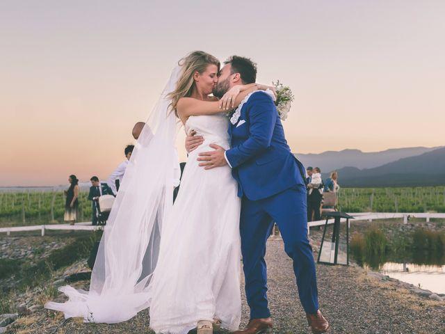 El casamiento de Pablo y Roxana en Tunuyán, Mendoza 1