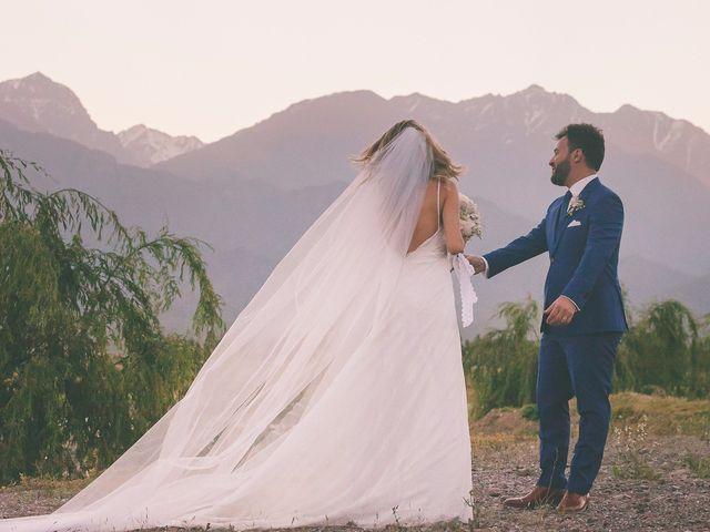 El casamiento de Pablo y Roxana en Tunuyán, Mendoza 61