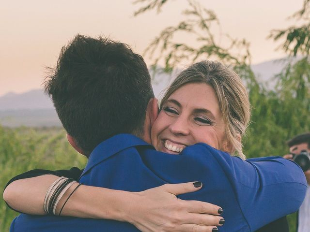 El casamiento de Pablo y Roxana en Tunuyán, Mendoza 68