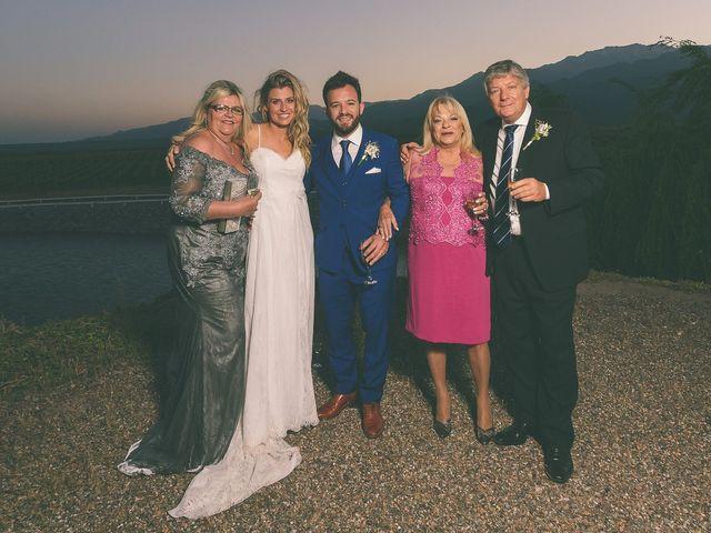 El casamiento de Pablo y Roxana en Tunuyán, Mendoza 70