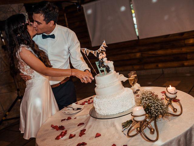El casamiento de Agos y Maxi