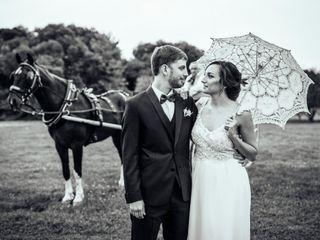 El casamiento de Maru y Gus