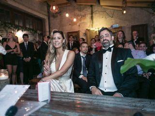 El casamiento de Flor y Marcos