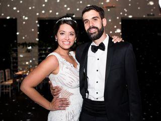 El casamiento de Gisela y Martin