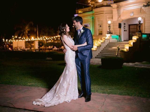 El casamiento de Romina y Ezequiel