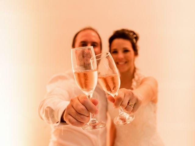 El casamiento de Melisa y Federico