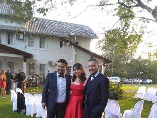 El casamiento de Ernesto  y Pablo 1