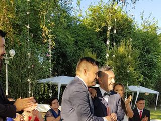 El casamiento de Ernesto  y Pablo 2