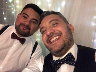 El casamiento de Ernesto  y Pablo