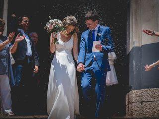 El casamiento de Carolina y Diego 3