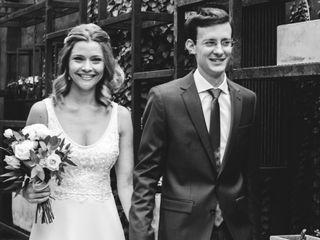 El casamiento de Carolina y Diego