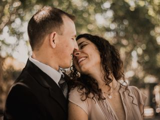 El casamiento de Ornela y Sebastián 1