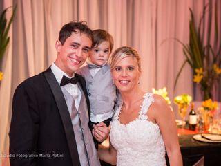 El casamiento de Flavia y Luis