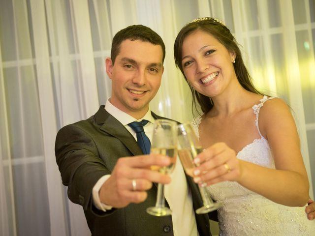 El casamiento de Dámaris y Sebastián