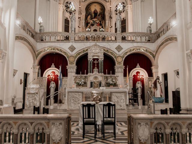 El casamiento de Sebastián y Ornela en Rosario, Santa Fe 29