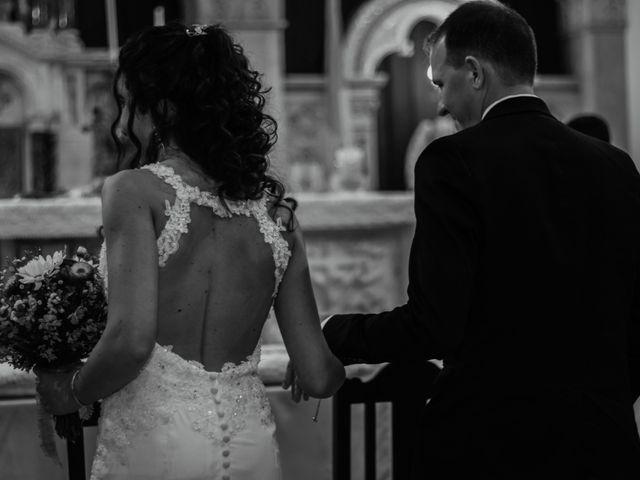 El casamiento de Sebastián y Ornela en Rosario, Santa Fe 33