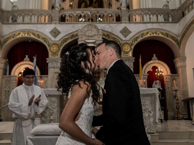 El casamiento de Sebastián y Ornela en Rosario, Santa Fe 34