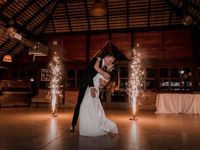 El casamiento de Ornela y Sebastián