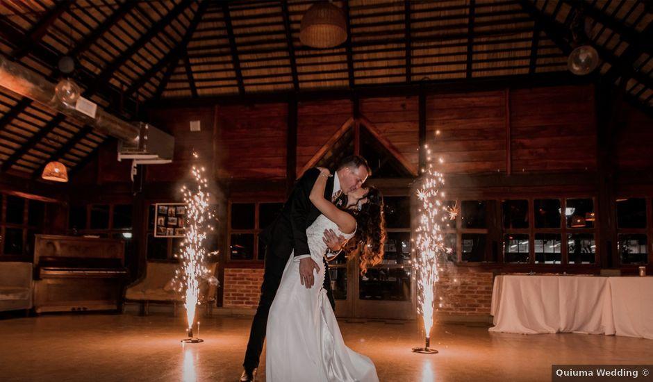 El casamiento de Sebastián y Ornela en Rosario, Santa Fe