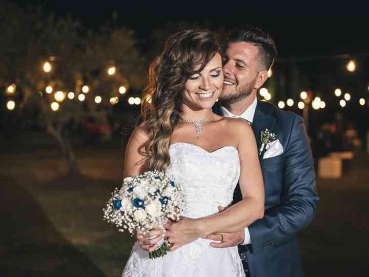 El casamiento de Erika y Gonzalo
