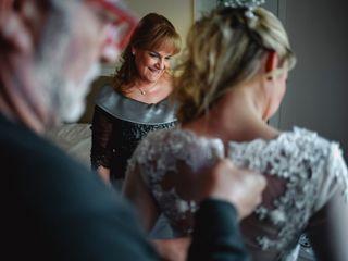 El casamiento de Estefi y Guido 3