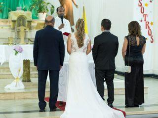 El casamiento de Gise y Maxi  1
