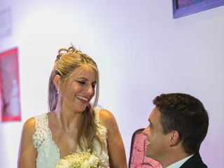 El casamiento de Gise y Maxi