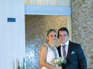 El casamiento de Gise y Maxi  3
