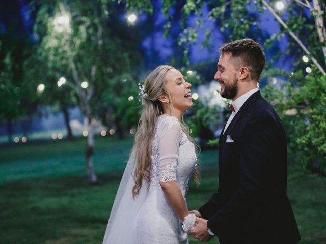 El casamiento de Estefi y Guido