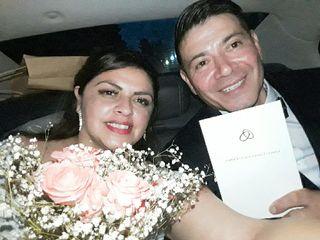 El casamiento de Luly y Edy