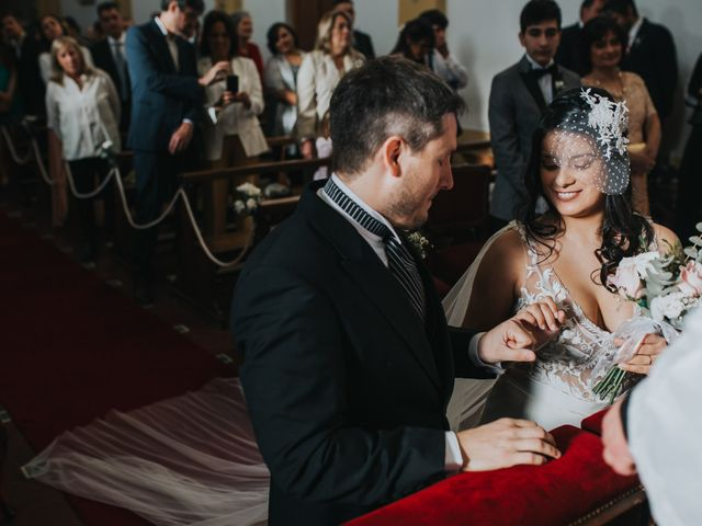 El casamiento de Eve y Julio