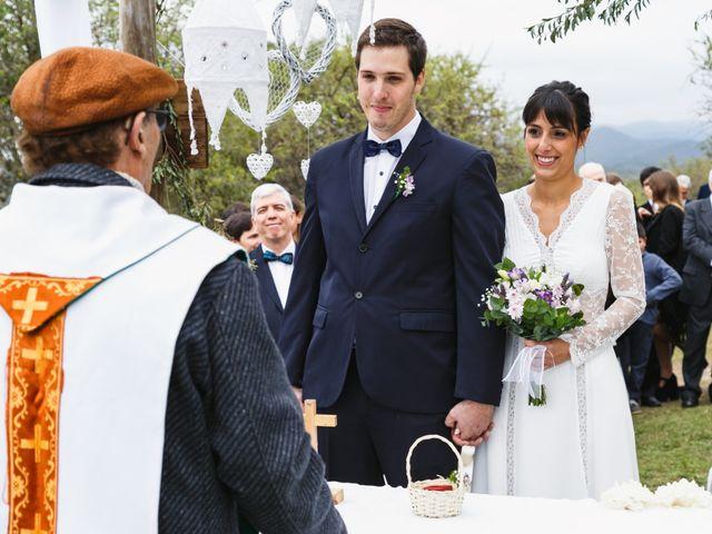 El casamiento de Flor y Franco