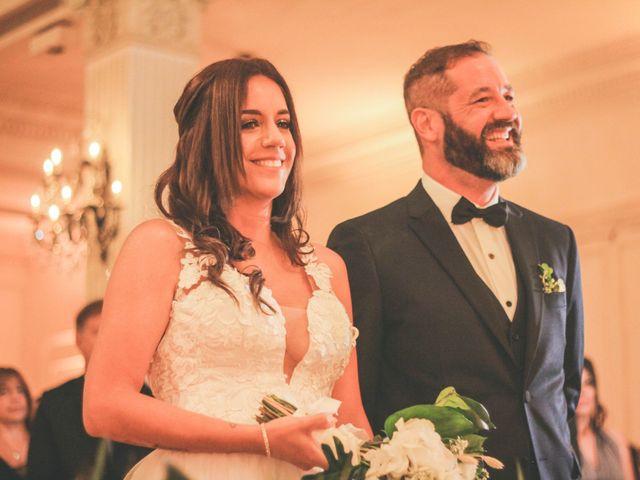 El casamiento de Paula y Manuel