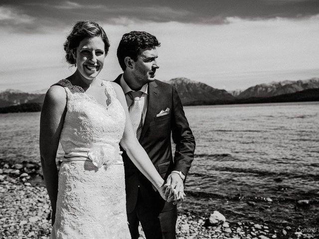 El casamiento de Martina y Juan Pablo