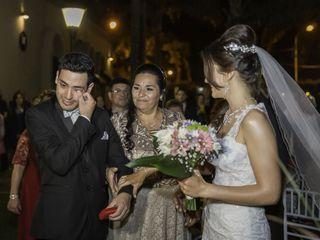 El casamiento de Xiomara y Leandro  1