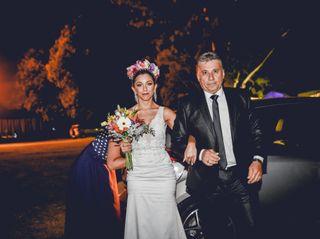 El casamiento de Dani y Leo 1