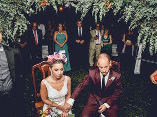 El casamiento de Dani y Leo 2
