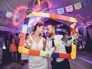 El casamiento de Dani y Leo 3