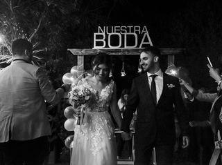 El casamiento de Lucia y Matias