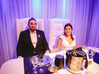 El casamiento de Soledad y Esteban