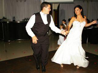 El casamiento de Natalia y Yago