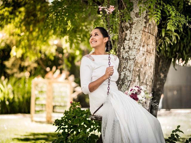 El casamiento de Emi y Maga en Marcos Paz, Buenos Aires 7