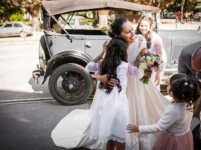 El casamiento de Emi y Maga en Marcos Paz, Buenos Aires 11