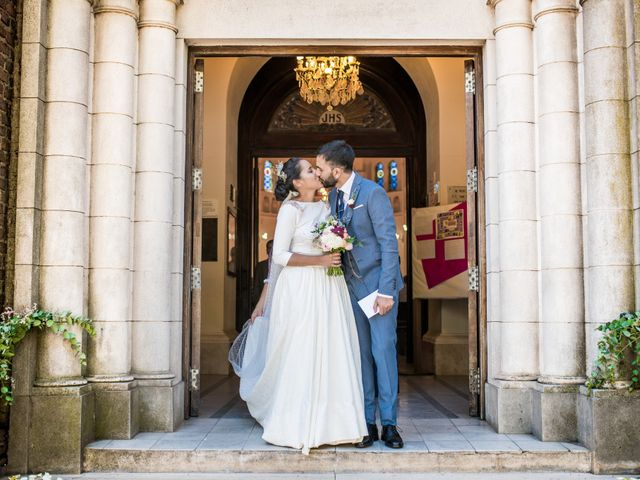 El casamiento de Emi y Maga en Marcos Paz, Buenos Aires 16