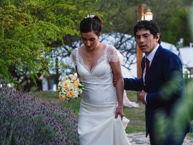 El casamiento de Luchi y Fede