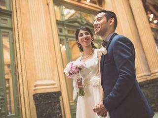 El casamiento de Melisa y Camilo
