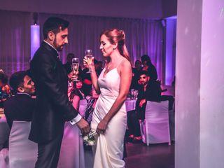 El casamiento de Vanesa y Gabriel 2