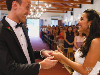El casamiento de Guillermina y Federico 2