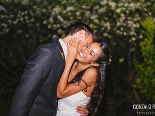 El casamiento de Guillermina y Federico 3