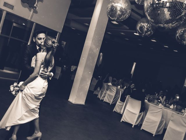 El casamiento de Gabriel y Vanesa en Rosario, Santa Fe 9